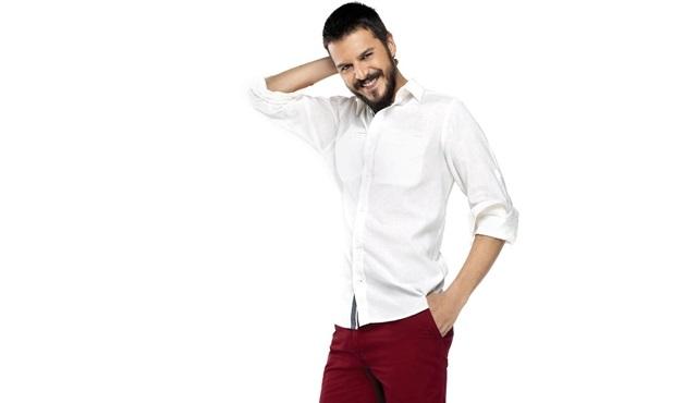 Mehmet Günsür'den internet dizisi: Kanaga