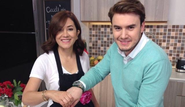 Mustafa Ceceli, Aynur Tartan'ın mutfağına konuk olacak!