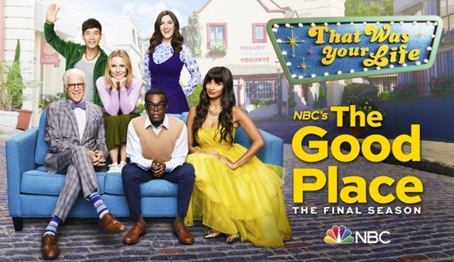 The Good Place'in final sezonu 26 Eylül'de başlıyor