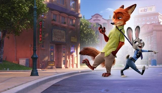 Zootopia: Hayvanlar Şehri filmi atv'de ekrana gelecek!