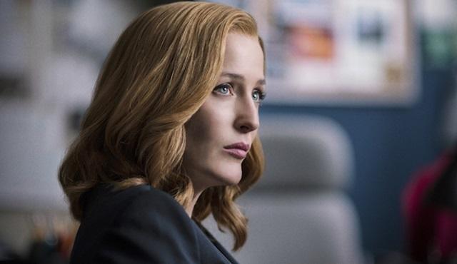 Gillian Anderson The X-Files'ı bırakacağı haberlerini doğruladı