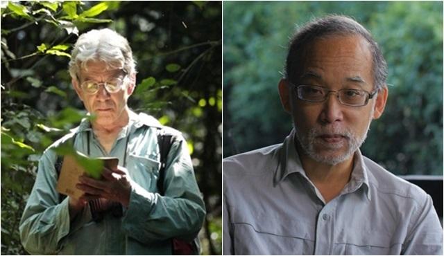 Maymunlar İmparatorluğu'nda 20 yıl geçiren ikili: David Watts & John Mitani