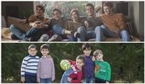 4N1K filminde gençler çocukluk yıllarına geri döndü!