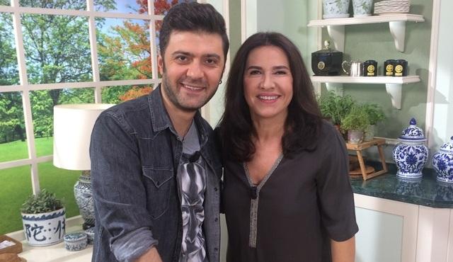 'Sedefli Lezzetler' programına Şahin Irmak konuk oldu!