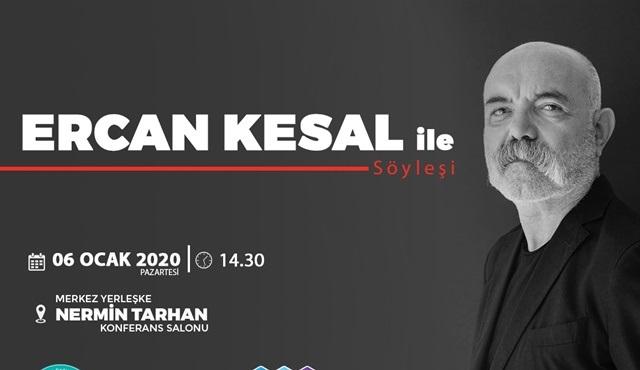 Ercan Kesal, Üsküdar Üniversitesi'ne konuk oluyor!