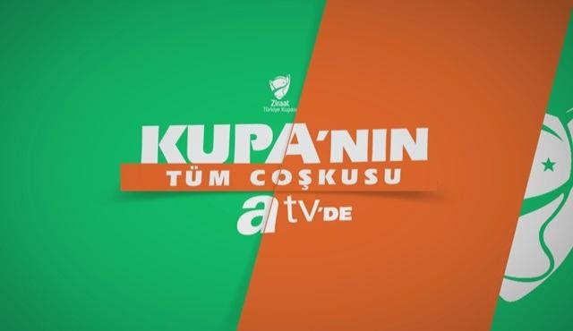Beşiktaş – Çaykur Rizespor maçı atv'de ekrana gelecek!