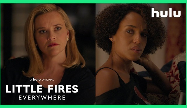 Reese Witherspoon ve Kerry Washington'lu Little Fires Everywhere dizisi 18 Mart'ta başlıyor