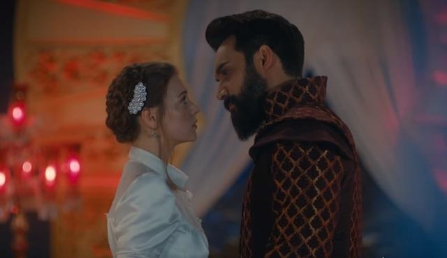 Kalbimin Sultanı dizisinden ilk tanıtım yayınlandı!