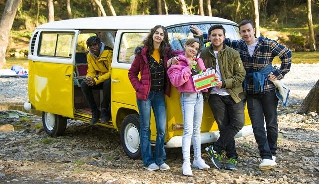 BluTV'den ilk özel yapım çocuk dizisi; Masal Şatosu: Peri Hırsızı