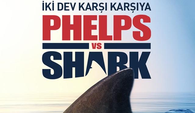 Köpekbalığı Haftası Michael Phelps ile 24 Temmuz'da Discovery Channel'da başlıyor
