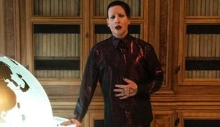 Maryln Manson ve Sharon Stone, The New Pope dizisine konuk olacak