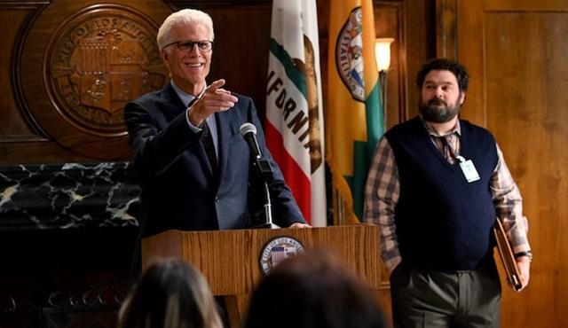 Mr. Mayor dizisi 2. sezon onayını aldı
