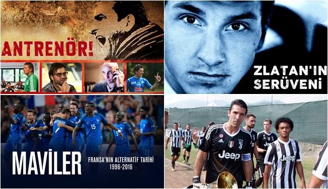 Futbolseverler, İlk Takım: Juventus FC ve Netflix'teki diğer futbol belgesellerini kaçırmayın!