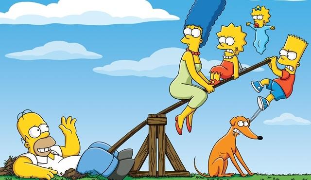 The Simpsons yeni sezonuyla FX'te yayına giriyor!