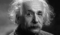 Einstein'in hayatını anlatan Genius