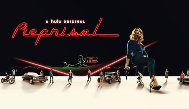 Hulu, Reprisal dizisini ilk sezonunu ardından iptal etti