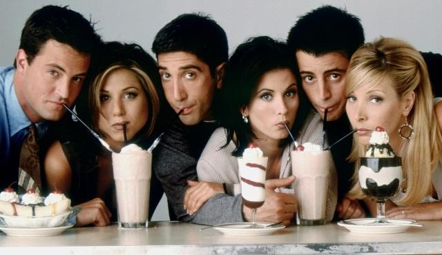 Friends'in özel bölümü için hazırlıklar hızlandı