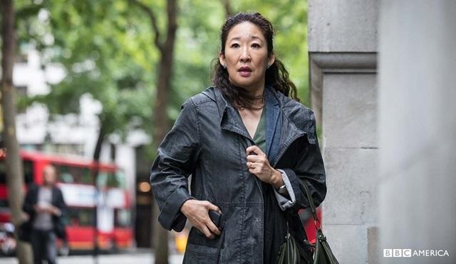 BBC America ve Sandra Oh'un yeni dizisi Killing Eve'den tanıtım yayınlandı