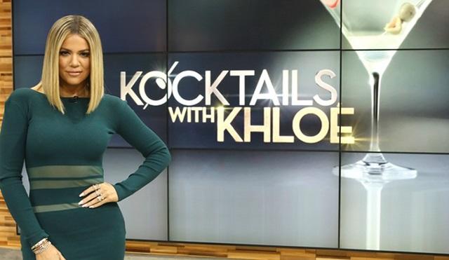 Kocktails With Khloé iptal edildi