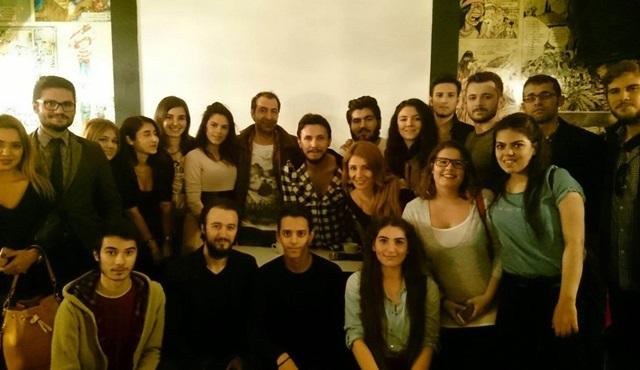 Burak Aksak Ekşi Sözlük yazarlarıyla buluştu, ''Kara Bela''yı anlattı!