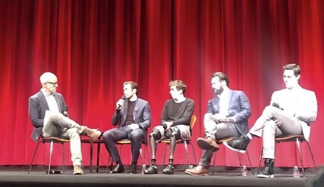 Jake Gyllenhaal: Bauman'ı canlandırmak kariyerimde en gurur duyduğum işlerden biri oldu