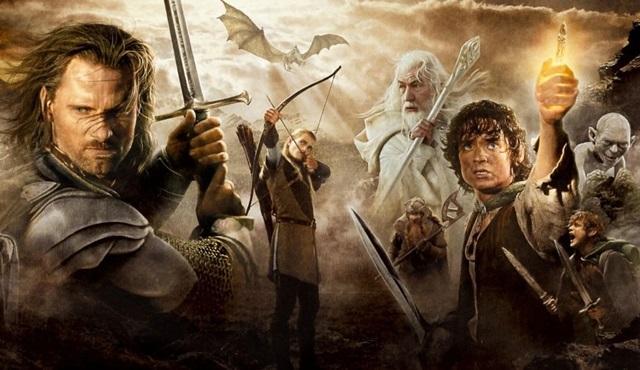 Lord of the Rings'in dizi versiyonunun yapım ekibi belli oldu