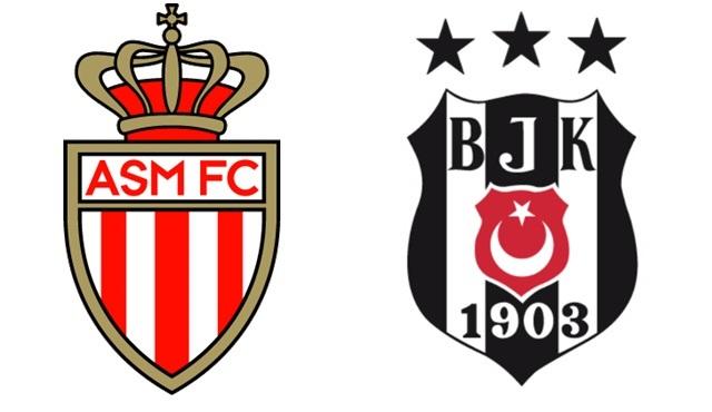 Monaco - Beşiktaş UEFA Şampiyonlar Ligi karşılaşması TRT1'de ekrana gelecek!