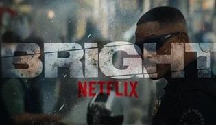 Netflix'in 22 Aralık'ta gösterime girecek yeni filmi Bright'ın son fragmanı yayınlandı!