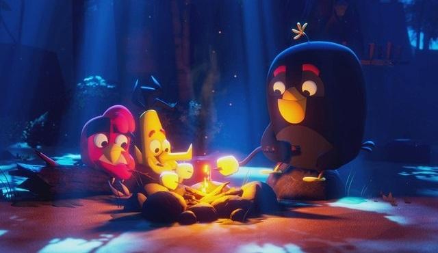 Netflix'ten Angry Birds dizisi geliyor
