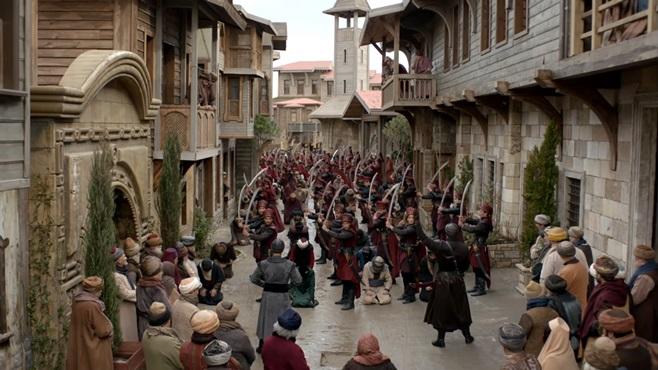 Muhteşem Yüzyıl Kösem: Kan dökülecek!