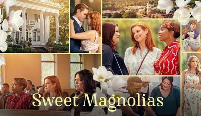 Sweet Magnolias, Netflix'ten 2. sezon onayını aldı