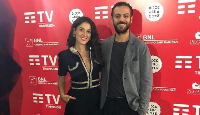 Cansu Tosun, yeni filminin prömiyeri için Roma Film Festivali'ne katıldı!