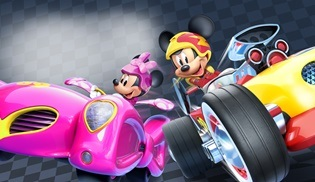 Mickey ve Çılgın Yarışçılar, her hafta sonu Disney Channel'da!