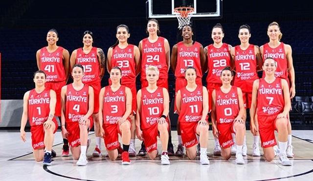 Kadınlar Basketbol Avrupa Şampiyonası Yarı Final maçları NTV'de!