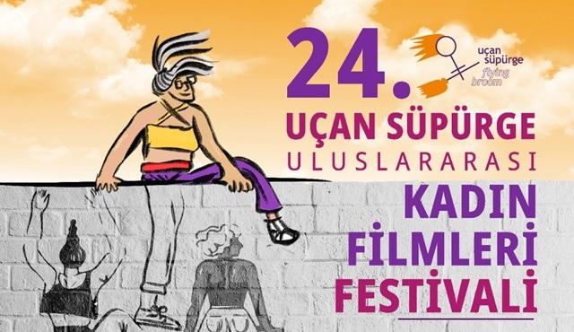 24. Uçan Süpürge Uluslararası Kadın Filmleri Festivali başlıyor!