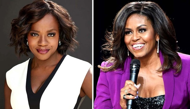 Showtime'dan Viola Davis'li First Ladies dizisi geliyor