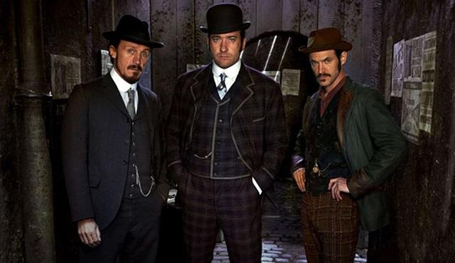 Ripper Street, 5. sezonuyla son bulacak