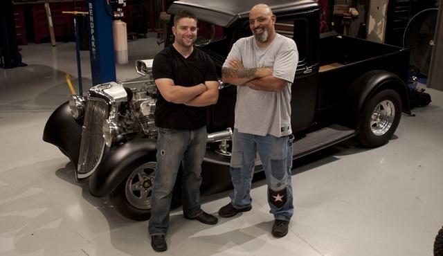 Araba Tamiratı yarın akşam Discovery Turbo Xtra ekranlarında başlıyor!