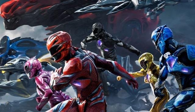 Power Rangers'ın haklarını Hasbro aldı