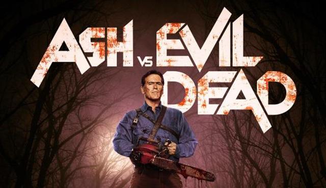 Ash Vs. Evil Dead: 1. sezon için yepyeni bir poster paylaşıldı
