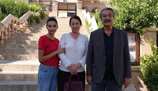 Aybüke Pusat, sinema kariyerine Kapı filmi ile merhaba diyor!