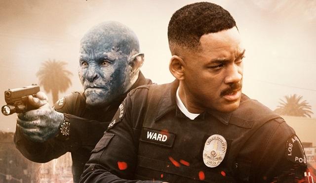 Netflix'in heyecan dolu aksiyon-gerilim filmi Bright'tan yepyeni bir poster yayınlandı!