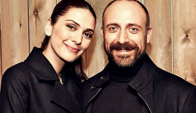 Bergüzar and Halit to play a couple once again!