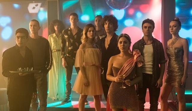 Netflix, Élite'in 3. sezonunun tanıtımını ve posterini yayınlandı