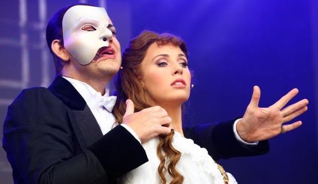 The Phantom Of The Opera, dizi olarak yeniden uyarlanıyor
