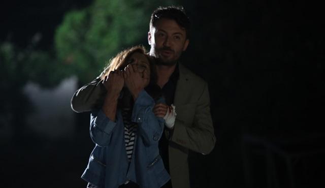 Poyraz Karayel | Neşet takes Ayşegül hostage
