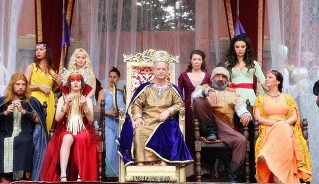 Bizans Oyunları filmi oyuncuları özel gösterim için Bursa'da!