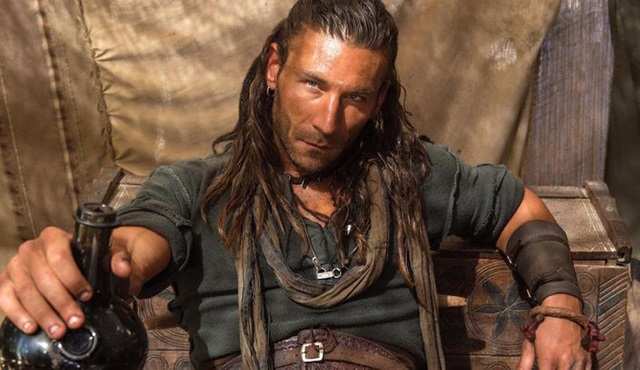 Zach McGowan, The 100'ta rol alacak