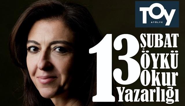 Figen Şakacı'nın, TOY İstanbul'da Öykü Okur-Yazarlığı atölyesi başlıyor!