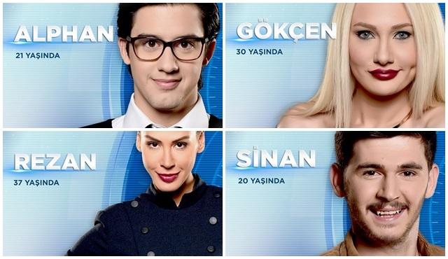 'Big Brother Türkiye'nin 9. haftasının eleme listesi beli oldu!